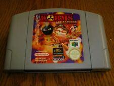 Worms Apocalipsis para Nintendo 64 n64
