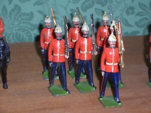 vintage lead toy soldiers