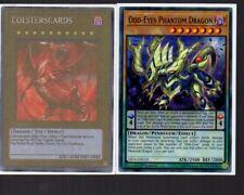 Yugioh Card - Odd-Eyes Phantom Dragon LEDD-ENC03 New In Stock