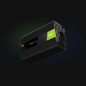 Reiner Sinus Spannungswandler 300W 500W 1000W 2000W 3000W Watt 12V/24V auf 230V
