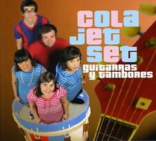 Cola Jet Set - Guitarras y Tambores [New CD]