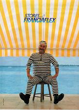 Publicité 1988  STORES FRANCIAFLEX  protège du soleil et des intempéries