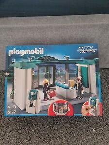 Playmobil Bank Robber Set - 5177 Brand New Unopened