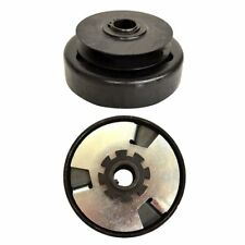 "Extreme Duty Centrifugal Clutch Pulley 3/4"" Bore Belt Go Kart Mini Bicycle - AU"