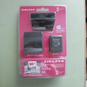 Brand New - Delphi SKYFi Home Adapter Kit Satellite Radio Antenna - SA50004-11P1