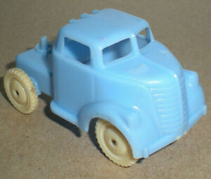Allied Blue & White Tractor Truck Cab 4 American Flyer 643 Circus Train Load B1