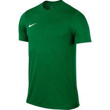 Nike MENS PARK T-Shirt Top Jersey Tee Gym Football Sports Training  S M L XL XXL