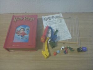 Harry Potter And The Sorcerer's Stone Quidditch Chapter Game *Complete*