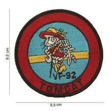 US Army Tomcatter Wildcat Felix The Cat Tomcat Pirates VF-92 Patch Écusson WWII