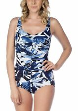 Rose Marie Reid Women's One Piece Swimsuit with Tummy Control      -         N-4