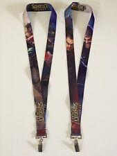 League of Legends lol 1 Lanyard TWISTED FATE, GRAVES, DARIUS, DRAVEN Pax