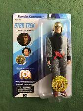 "Star Trek TOS - Romulan Commander 8"" Mego Action Figure Sci-Fi TV #5127/10000"