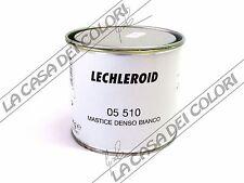 LECHLER - LECHLEROID MASTICE DENSO BIANCO - 1 kg - STUCCO SINTETICO