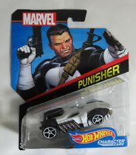 2017 Hot Wheels CHARACTER CARS MARVEL PUNISHER