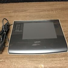 Wacom Intuos 3 Digital Tablet 4x6 Only Tested & Works Free Shipping