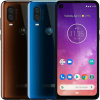 "Motorola Moto One Vision 128GB 4GB XT1970 Dual Sim (FACTORY UNLOCKED) 6.3"" 48MP"