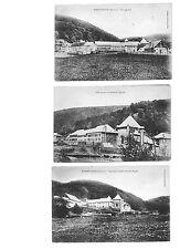 Old Postcards SPAIN : RONCESVALLES, NAVARRA (Lot of 3)