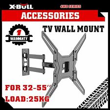 TV Wall Bracket Full Motion Swivel LCD LED 32 40 42 43 47 48 49 50 55 Inch Mount