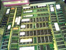 18 x memory sticks Various types DDR, pc100, pc133, pc2100