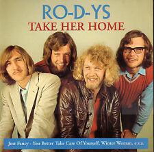 RO-D-YS – TAKE HER HOME (1998 NEDERPOP COMPILATION CD)