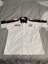 BAR Honda Formula 1 Racing Team shirt (Size M)