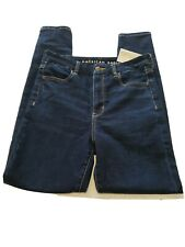 American Eagle Women's Super Stretch Jegging Distressed Jeans Size 6 NWT