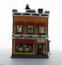 Al's TV Shop #54232 Snow Village Collectible Department 56
