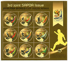 South Africa RSA 2010 SAPOA Fifa Soccer World Cup South Africa
