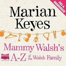 Mammy Walsh's A-Z of the Walsh Family by Marian Keyes (CD-Audio, 2013)