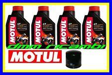 Kit Tagliando HONDA CBR 929 RR 00>01 Filtro Olio MOTUL 7100 10W/40 900 2000 2001