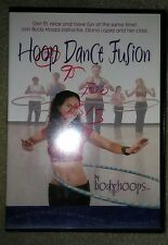 NEW! Hoop Dance Fusion workout fitness exercise DVD Diana Lopez BodyHoops hula