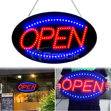 Ultra Bright 120 Leds Neon Light Animated Motion Open Business Sign w/ On/Off