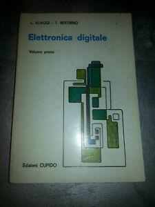 ELETTRONICA DIGITALE VOL.1 -L.ALVIGGI T.RESTAINO - ED CUPIDO