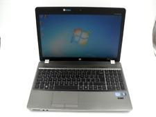 HP ProBook 4530s portátil windows 7 Core i3 WEBCAM 320gb 4gb 15.6 LCD HDMI 8930