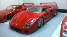 1/18 Pièces détachés Ferrari F40 Bburago