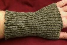 Swedish Military Wool Hand / Wrist Warmers - New Never Issued Army Surplus Item