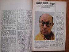 Fe-1969 TV Guide(RICHARD DEACON/MISSION:IMPOSSIBLE/STELLA STEVENS/PETER   GRAVES