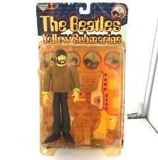 THE BEATLES YELLOW SUBMARINE, 1999 McFARLANE TOYS, UNOPENED.
