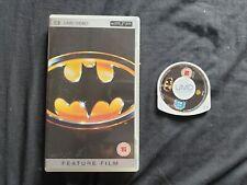 BATMAN UMD Movie PSP