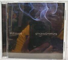 Lifehouse : Smoke and Mirrors CD (2010)  NICE !