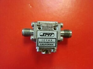 SMT 12.4-17.4GHz Isolator Modell 20005, SMA