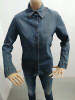 Camicia ARMANI JEANS Donna Shirt Woman Chemise Femme Taglia Size 40 Cotone 8171
