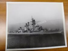 OFFICIAL Navy Guided Missile Destroyer Photo 8x10 DDG-7 USS Henry B Wilson