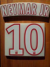 Flocage Football / Nameset Jersey PSG HOME NEYMAR JR 2017-2018