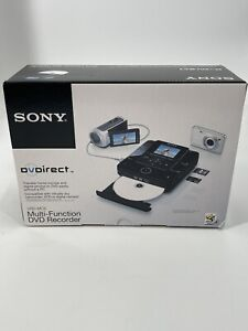 Sony VRD-MC6 DVD Recorder
