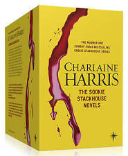 NEW True Blood Boxed Set by Charlaine Harris