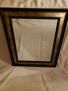 Contemporary Framed Mirror 26x22x1