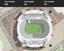 2017 NRL Grand Final Tickets GOLD