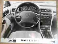 Foto Fotografie photo photograph ROVER 620 SDi Nr. 2 9/95 SR617