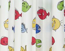 Ikea svalen Fun Kids Cortina de ducha 180 X 180cm cortar al tamaño de Varios Colores Nuevo